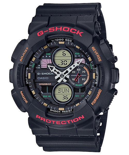 G-Shock GA-140-1A4 Military Style