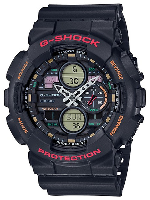G-Shock GA-140-1A4 Military Style