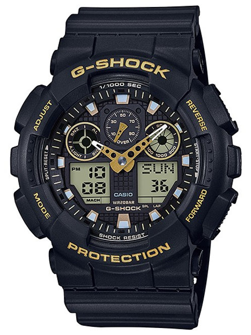 G-Shock GA-100GBX Auriferous