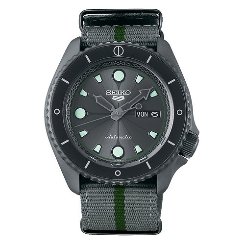 Seiko 5 Sports SRPF75K1 (Limited Edition of 6,500 Pieces)