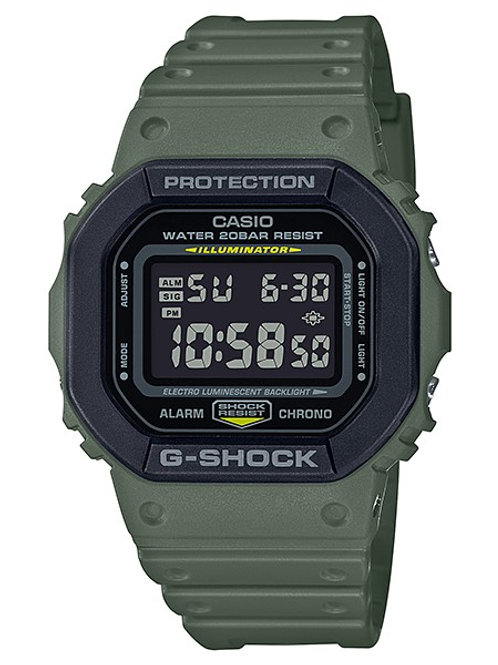 G-Shock DW-5610SU Workaday