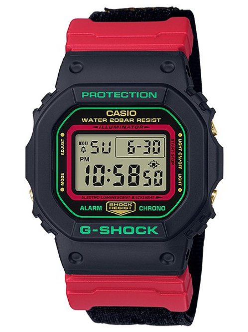 G-Shock DW-5600THC Perquisite