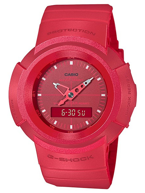 G-Shock AW-500BB-4E Mud-Red