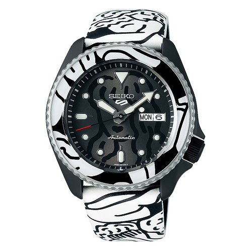 Seiko 5 Sports SRPG43K1 (Limited Edition of 1,500 Pieces)