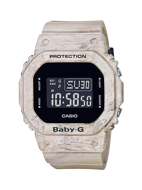 Baby-G BGD-560WM-5 Utility Marble