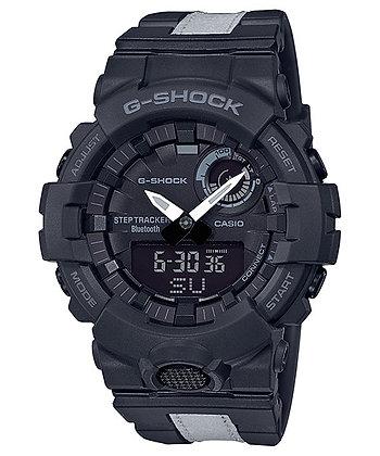 G-Shock GBA-800LU-1 Reflective Black