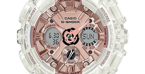 Casio G-Shock GMA-S120SR-7A Mini Metallic