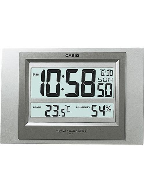 Casio Wall Clock ID-16S-8D Figurative