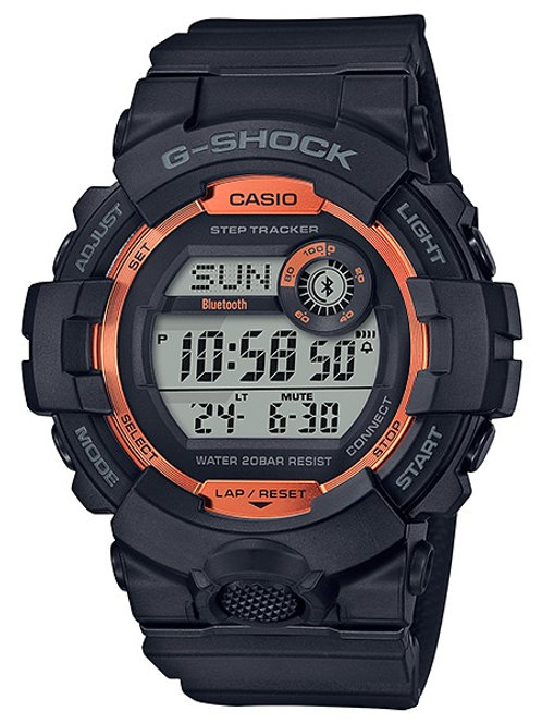 G-Shock GBD-800SF-1 Fire Package