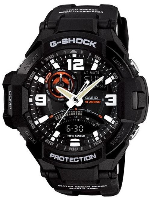 G-Shock GA-1000-1A Darken