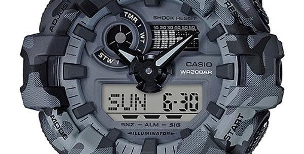 Casio G-Shock GA-700CM-8A Camouflage