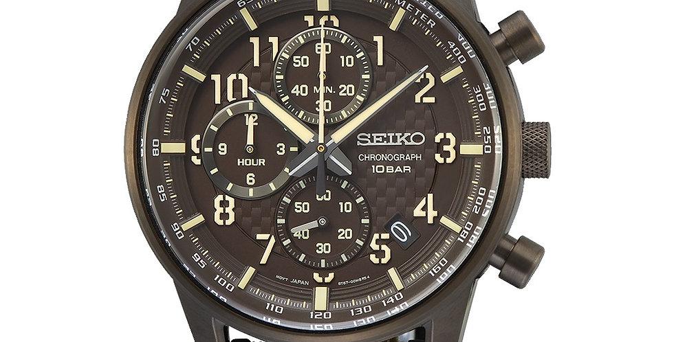 Seiko Chronograph SSB371P1