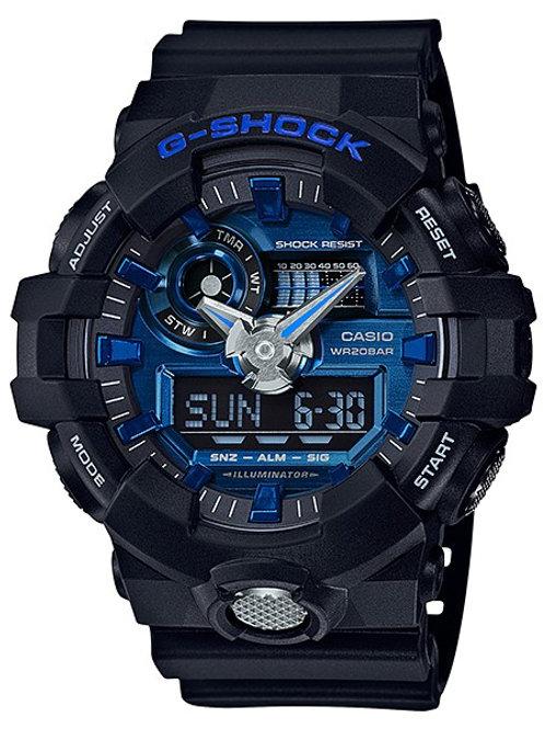 G-Shock GA-710-1A2 Bluea