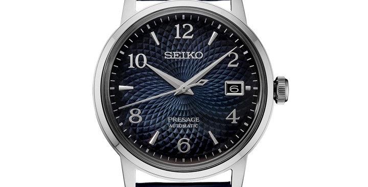 Seiko Presage SRPE43J1 Old Clock