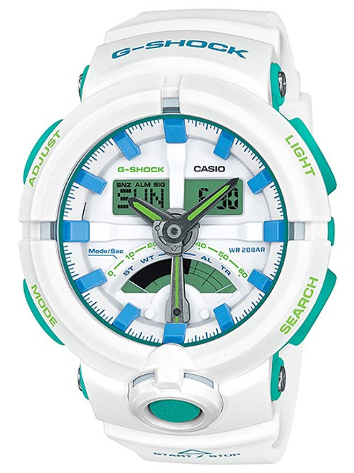 G-Shock GA-500WG-7A Badminton