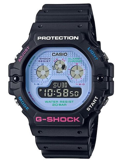 G-Shock DW-5900DN-1 Trippy