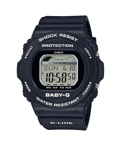 Baby-G BLX-570-1D Monotone