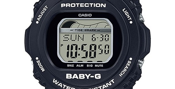 Casio Baby-G BLX-570-1D G-Lide