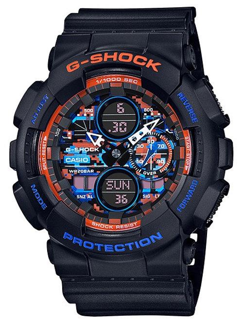 G-Shock GA-140CT-1A Urban City