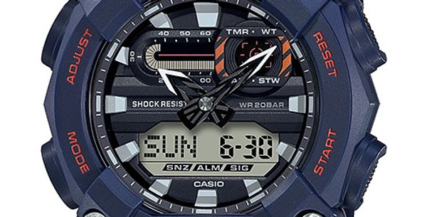G-Shock GA-900-2A Sea Blue