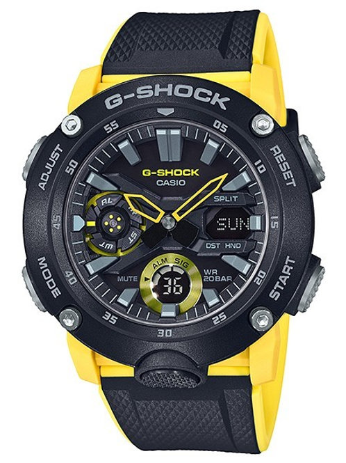 G-Shock GA-2000-1A9 Fallow