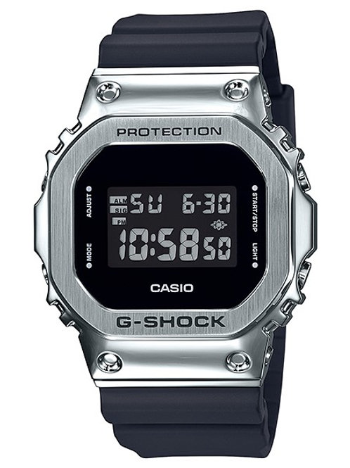 G-Shock GM-5600-1D Stainless Steel
