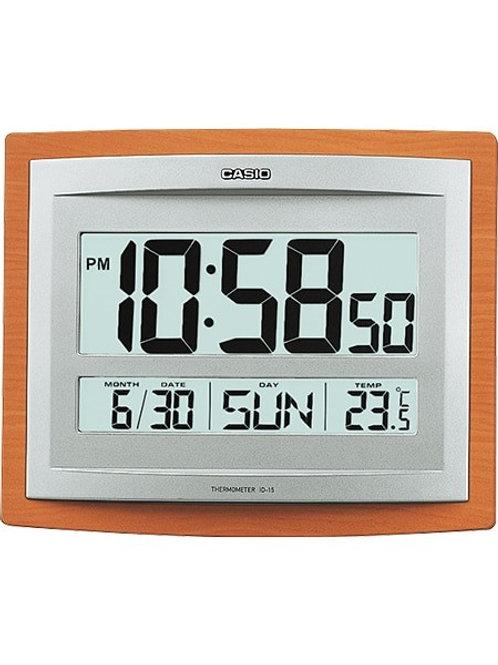 Casio Wall Clock ID-15S-5D Gummy
