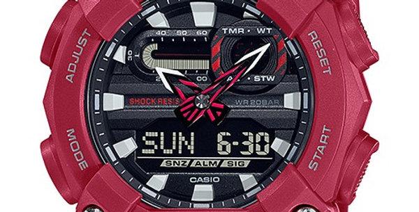 G-Shock GA-900-4A Seal Red