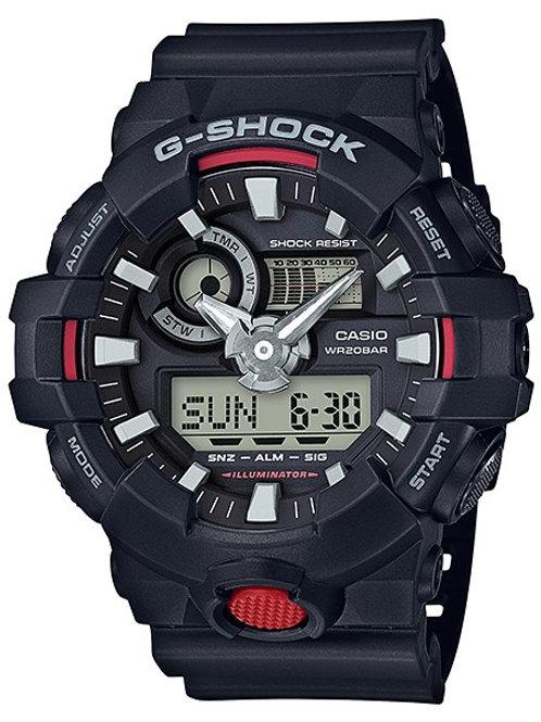 G-Shock GA-700-1A Claret