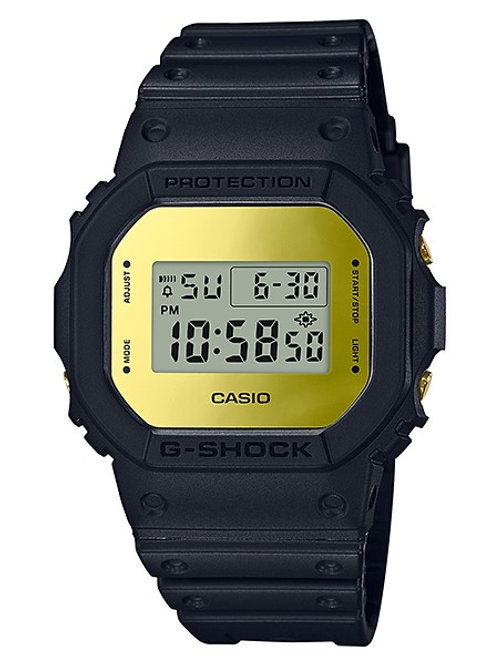 G-Shock DW-5600BBM Aureate