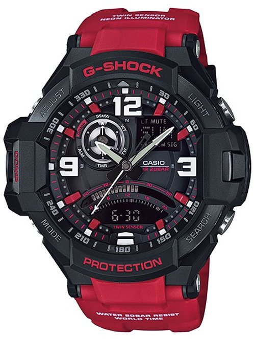 G-Shock GA-1000-4B Revolutionary