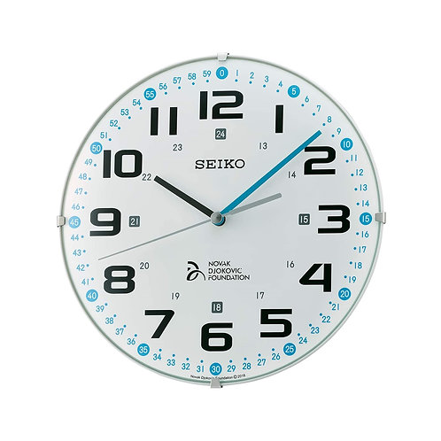 Seiko Wall Clock QXA932W Sapphire