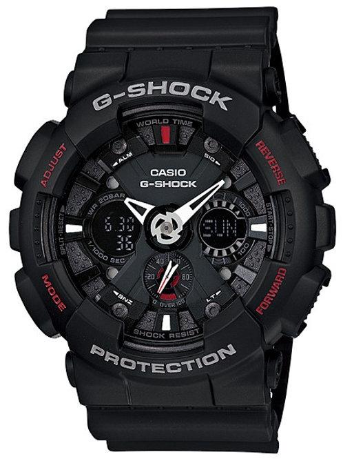 G-Shock GA-120-1A Enduro