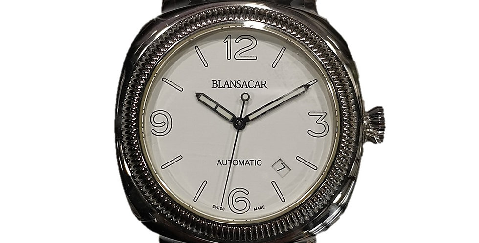 Blansacar Twelve Hour - White
