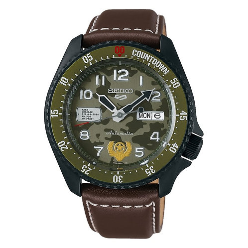 Seiko 5 Sports SRPF21K1 (Limited Edition of 9,999 Pieces)