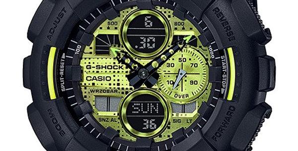 Casio G-Shock GA-140DC-1A Boombox