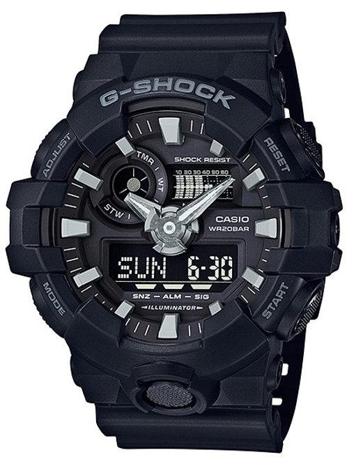 G-Shock GA-700-1B Lustrous