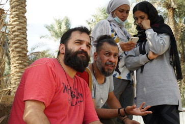 Arabian apocalypse: Inside a live-streamed Saudi horror film
