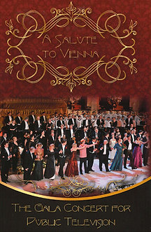A Salute to Vienna: The Gala Concert for Public Television (DVD)