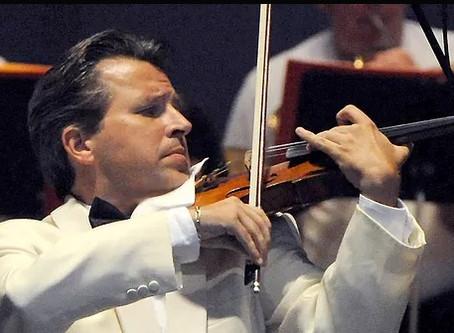 Meet Concertmaster Michael Ludwig