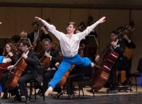 Meet Ballet Dancer Dmytro Deikalo