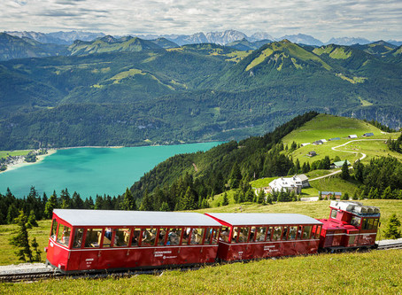 3 Train Expeditions through Austrian Countryside