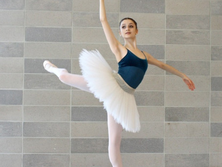 Interview with Ballet Dancer Jasmine Deleary-McDonald