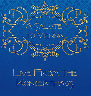 A Salute to Vienna: The Gala Concert for Public Television (2 CD Set)