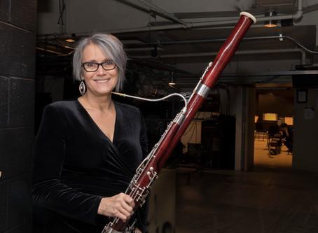 Interview with Bassoonist Elizabeth Gowen