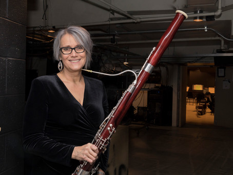 Interview with Bassoonist Elizabeth Gowen