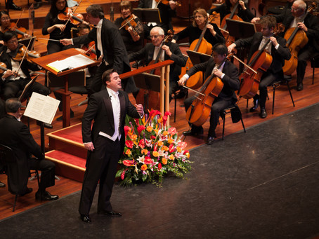 Interview with Adam Luther, Tenor