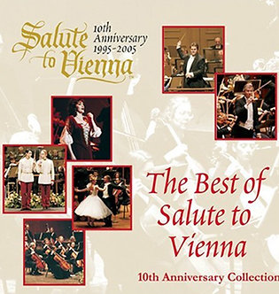 The Best of Salute to Vienna (CD)