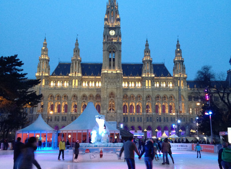 Winter Sports Keep Viennese Outdoors