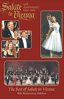 The Best of Salute to Vienna (DVD)